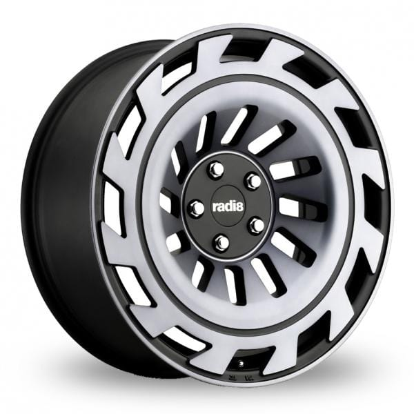 Radi8 Wheels Radi8 Wheels R8T12 Dark Mist 19""