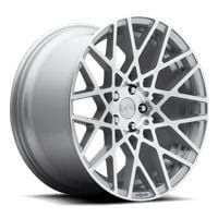 "Rotiform 18x8.5 et35 72.6mm CB Rotiform Cast BLQ Wheel 18"" 5x120 R110198521+35"