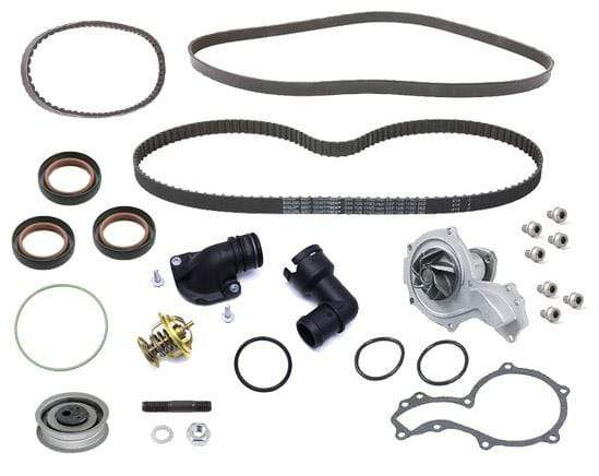 UroTuning Kits Standard Temp / With A/C / OE Continental Ultimate Timing Belt Kit | Mk3 2.0L TB-Mk3-8v-ULTIMATE
