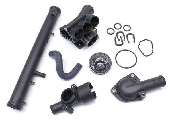 UroTuning Kits 70C Low Temp / Standard Plastic Ultimate Thermostat Housing Kit | Mk3 VR6 ULT-Thermo-Kit-Mk3-VR6-70