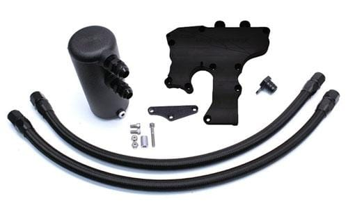 UroTuning Kits UroTuning Stealth Oil Catch Can Kit with AN Fittings | Mk5 | Mk6 | A3 2.0T TSi URO-Stealth-TSi-AN