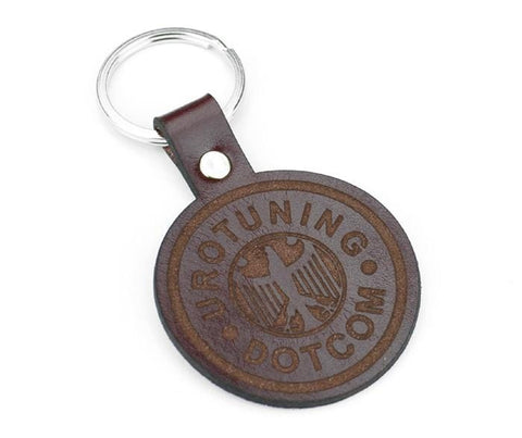 UroTuning Keychain in Leather