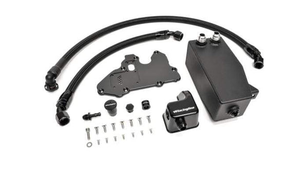 VW Racingline VWR Oil Catch Tank & Oil Management Kit | MQB | Mk7 | 8V |  EA888 2.0T VWR13G700