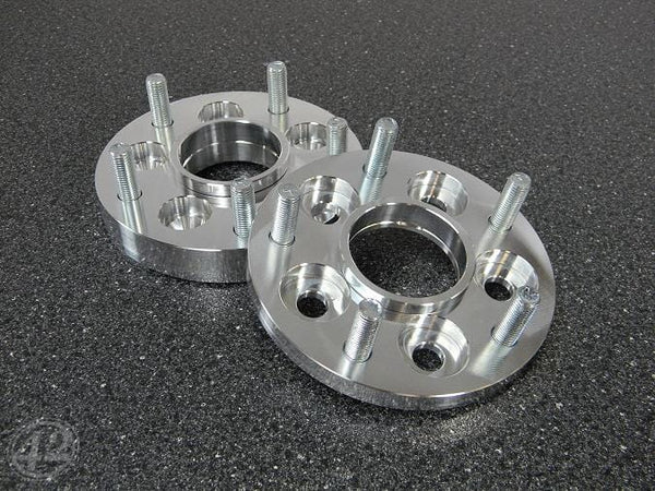 42 Draft Designs 42 Draft Wheel Adapters | 5x112 to 5x114.3 42-850