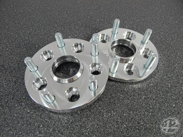 42 Draft Wheel Adapters | 5x112 to 5x130
