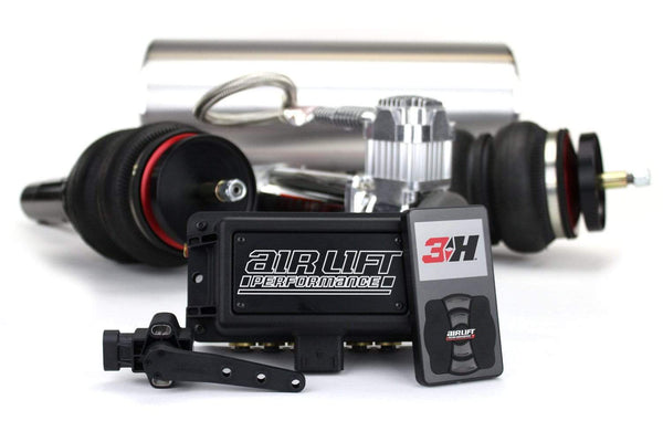 Urostance Air Lift Kit w/ Performance 3H Digital Controls | BMW E36 Rwd BAG-E36-3H-FullKit