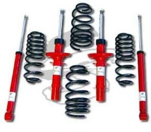 Autotech None ClubSport® Stage I Spring & Shock Kit | Mk3 10.498.803K