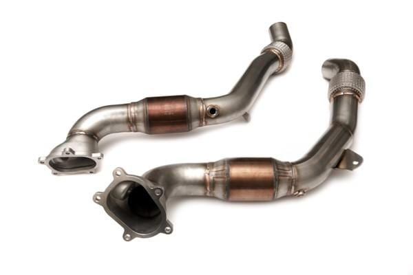 HPA HPA Stage 2+ Performance Pack  - Downpipe, RS7 Turbos w/Housings, ECU Tune, and OnePort | Audi RS7 HVA-271-STREET+HVA-246+HVA-ECU-1P-4TSTG2++HVA-1P