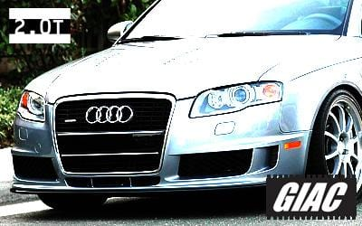 GIAC B7 Audi A4 2 0T FSi Performance Software