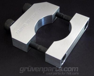 GruvenParts Machined Gruvenparts - Auxiliary Water Pump Bracket - ALL VR6 G_Pump_Bracket