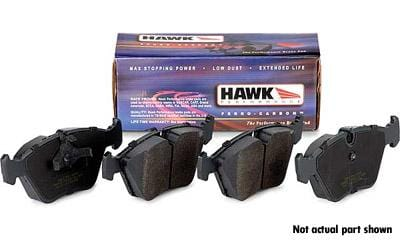 Hawk Rear | Hawk HPS Performance Brake Pads | Audi A4 Quattro 97-01 HB271F.635