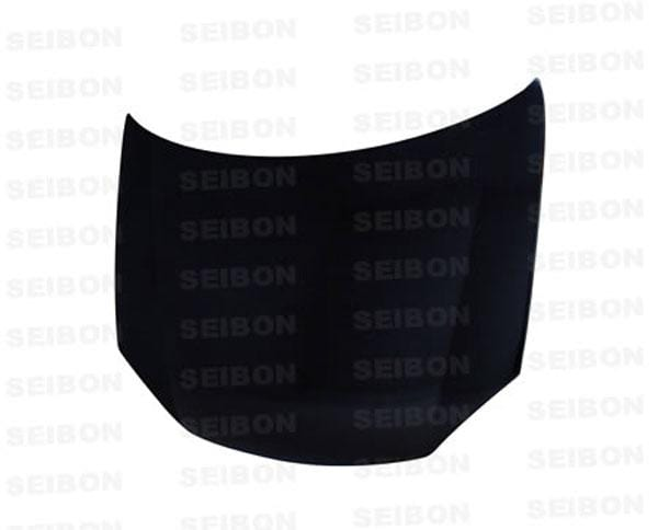Seibon USA Shipping Lower 48 Seibon carbon fiber hood | Mk5 VW GTi | Rabbit | Jetta (Shaved) HD0607VWGTIB-OE