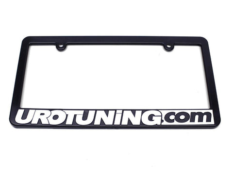 UroTuning License Plate Frame