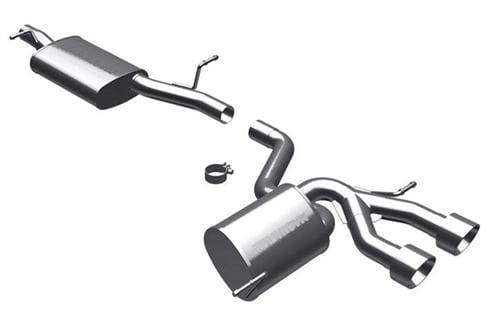 "Magnaflow Magnaflow 2.5"" Stainless Steel Exhaust Mk5 R32 (Touring Series) mag16501"