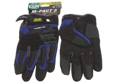 Mechanix Gloves Black / Large Mechanix Gloves - M-Pact® 2 MP2-05-010