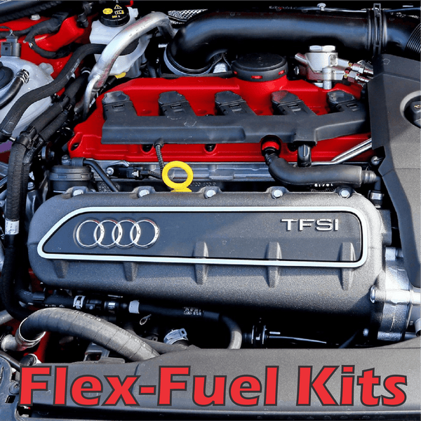 Fuel-It Fuel-It! Audi RS 2.5L (Mk2 8P) Flex Fuel Kit FT-FK-8PMK2FFK