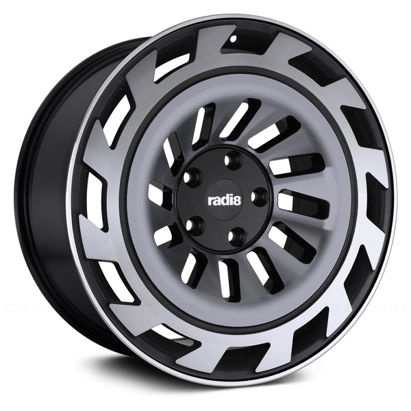 Radi8 Wheels Radi8 Wheels R8T12 Dark Mist 20""