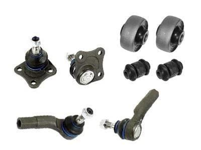 UroTuning Kits Tie Rod Ends Only Ultimate Lower Suspension Rebuild Kit (Standard) | Mk4 MK4-LSRK-STD