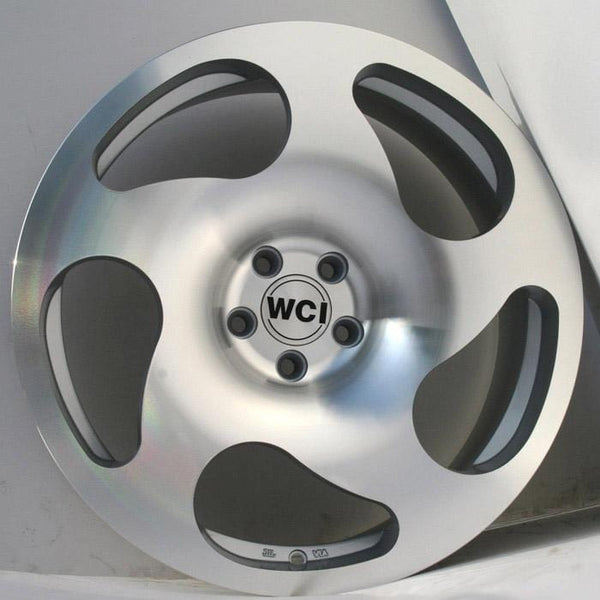 "Watercooled Ind 4x100 / Custom Powder Coated Color WCI CC10 Directional Wheel 16x9"" (Set of 4) WCI_CC10_16x9"