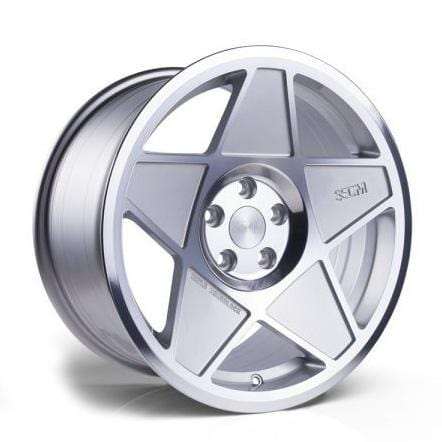 "3SDM 18x8.5 et35 3SDM 0.05 Wheel | 18"" 5x100 White 