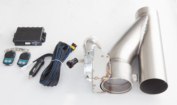 xforce XForce Exhaust Cutout Kits VK15 VK15