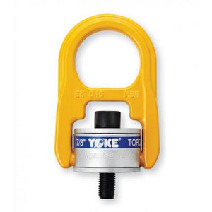 Yoke Swivel Hoist Ring - type 204 UNC thread with alloy steel washer