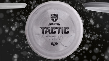 New Release: Discmania Exo Hard/Soft Tactic