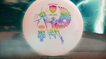 New Signature Release: Lizotte Color Glow C-Line P2 Sky God III
