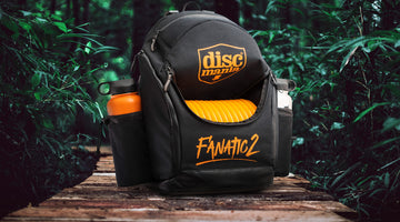 New Release: Fanatic 2 Disc Golf Backpack