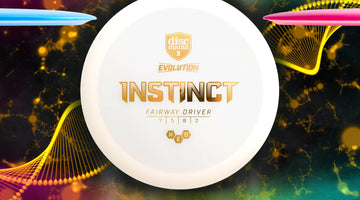 Discmania Evolution Neo Instinct Set for May 2 Release