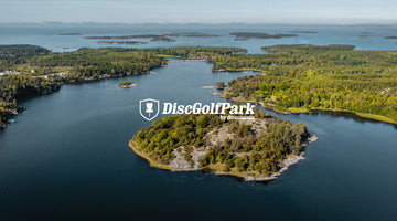 Turning Åland into Disc Golf Island