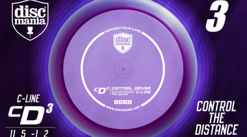 Add Control to Your Distance Game - The C-line CD3 is Here!