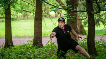 Andrei Betea: Not Giving Up on Disc Golf