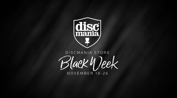 BLACK WEEK at Discmania Store Nov 19-26 - See all discounts here!