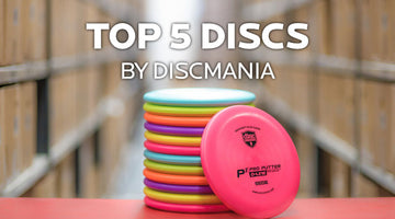 Most Popular Discmania Disc Golf Discs