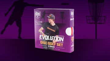 New Release: Discmania Evolution Starter Set, Origin Midrange