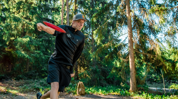 Disc Golf Distance Tips and Form Critique with Simon Lizotte