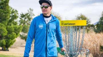 Colten Montgomery: All-In on Disc Golf