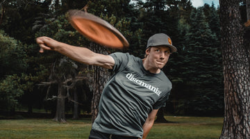 Disc Golf 360 Throw Tips with Simon Lizotte