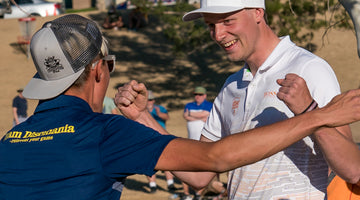 Discmania Domination: Lizotte Soars to Memorial win, McMahon Second, Shue Sixth