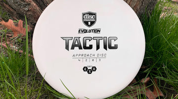 From the Community: Discmania Exo Tactic Reviews
