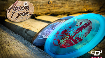 Discmania presents the Aussie Open 2015, CD2 fundraiser release