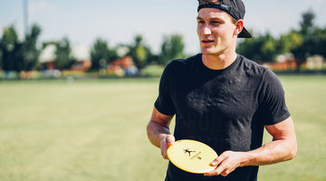 Disc Golf: Perfect Cross Training for Olympic Javelin Champion Thomas Röhler