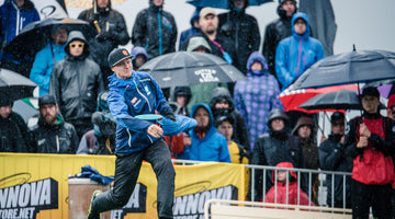 Playing Disc Golf in the Rain: How to Succeed