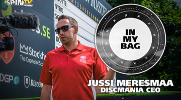 In the Bag with Discmania CEO Jussi Meresmaa