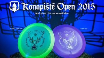 Konopiste Open fundraisers now available!