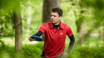 Krystof Novak Lives a Busy Life of Disc Golf