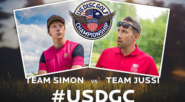 News from the tour - USDGC  German Championships