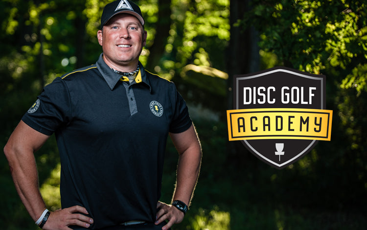 Avery Jenkins - Disc Golf Academy