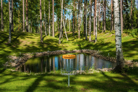 DiscGolfPark is the leading Disc Golf Course provider in the World